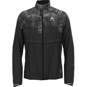 Odlo Zeroweight Pro Warm Reflect Jacket Men black/reflective graphic20